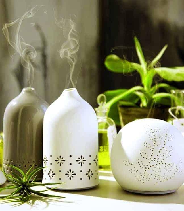 Sử dụng mùi hương giúp ngôi nhà luôn thơm tho, sạch sẽ