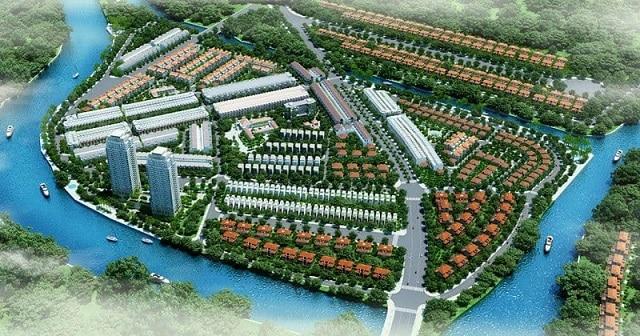 Dự Án Đại Phúc Green Villas