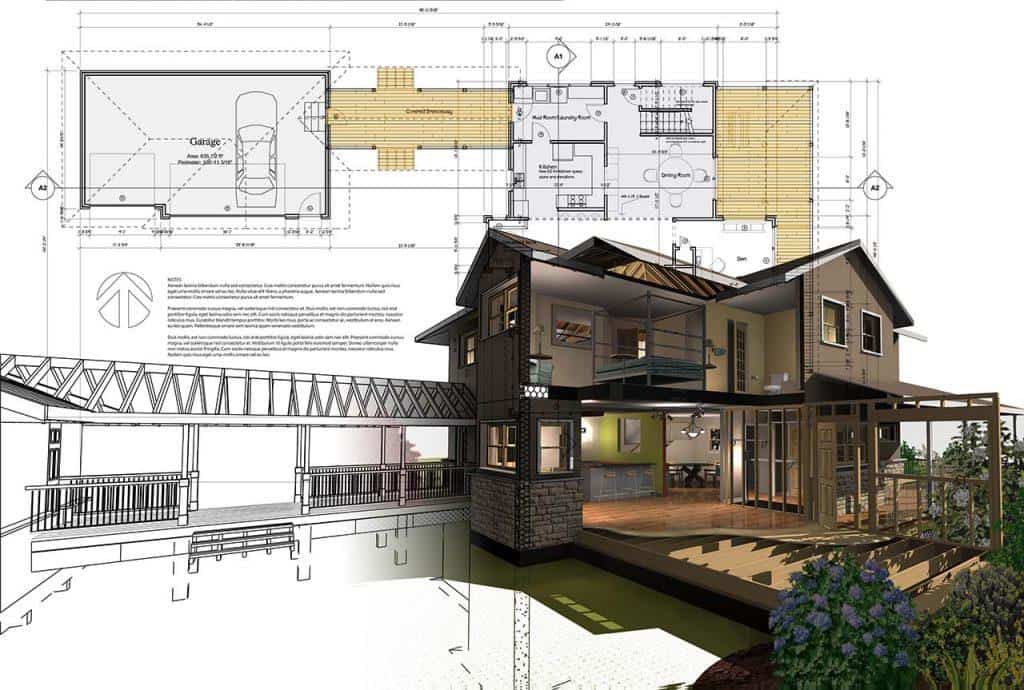 tự thiết kế xây dựng nhà ở