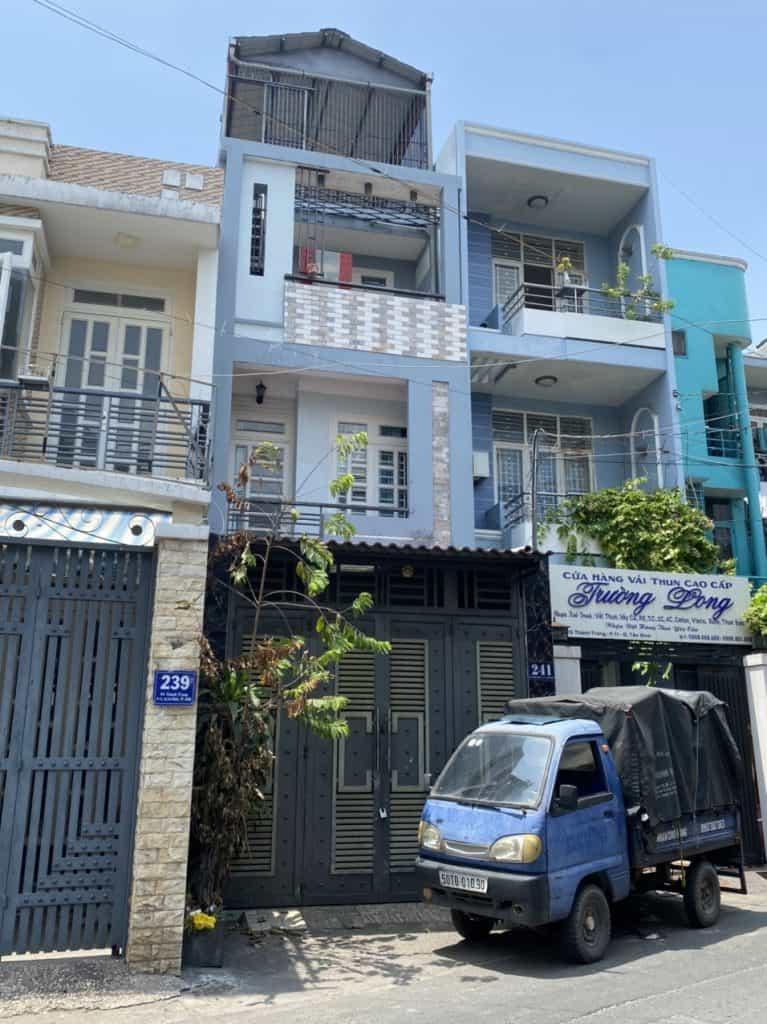 Sửa Chữa Nhà Anh Hòa 3 Tầng Võ Thành Trang, Quận Tân Bình 2