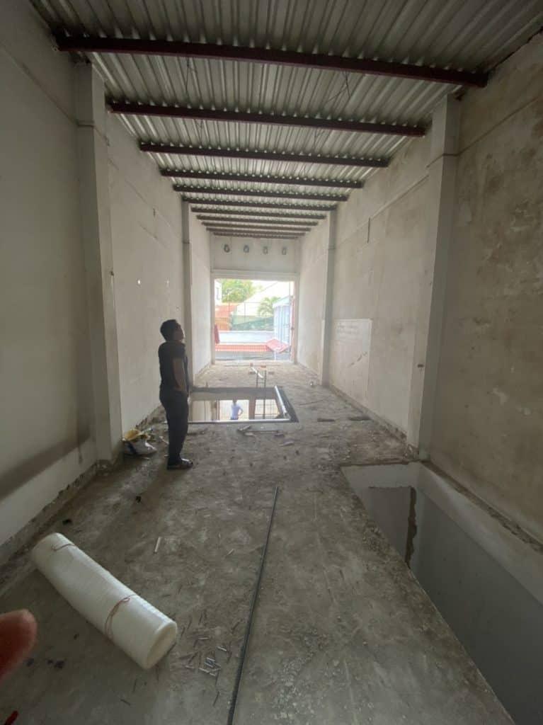 Sửa Chữa Nhà Anh Cường 1 Trệt 1 Lầu Nguyễn Văn Luông, Quận 6 5