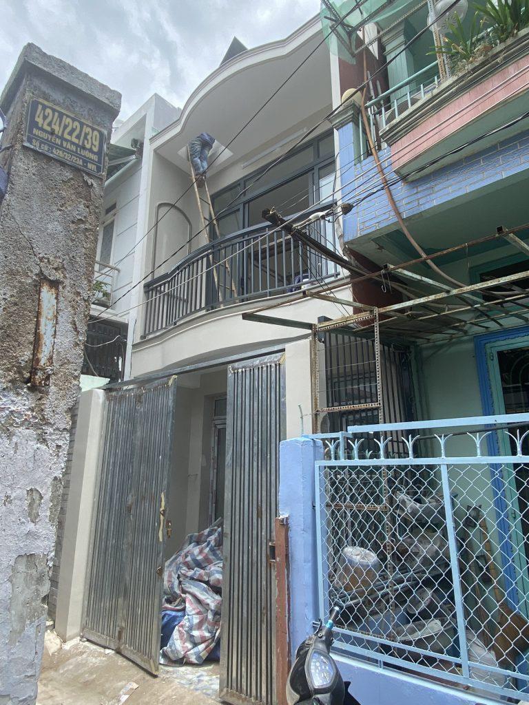 Sửa Chữa Nhà Anh Cường 1 Trệt 1 Lầu Nguyễn Văn Luông, Quận 6 15
