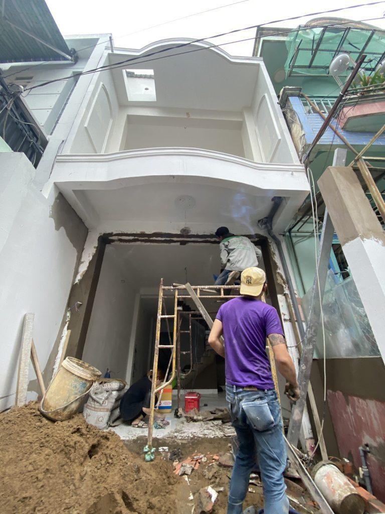Sửa Chữa Nhà Anh Cường 1 Trệt 1 Lầu Nguyễn Văn Luông, Quận 6 10