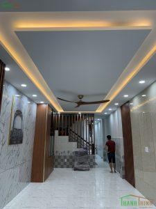 Sửa Chữa Nhà Anh Hòa 3 Tầng Võ Thành Trang, Quận Tân Bình 9