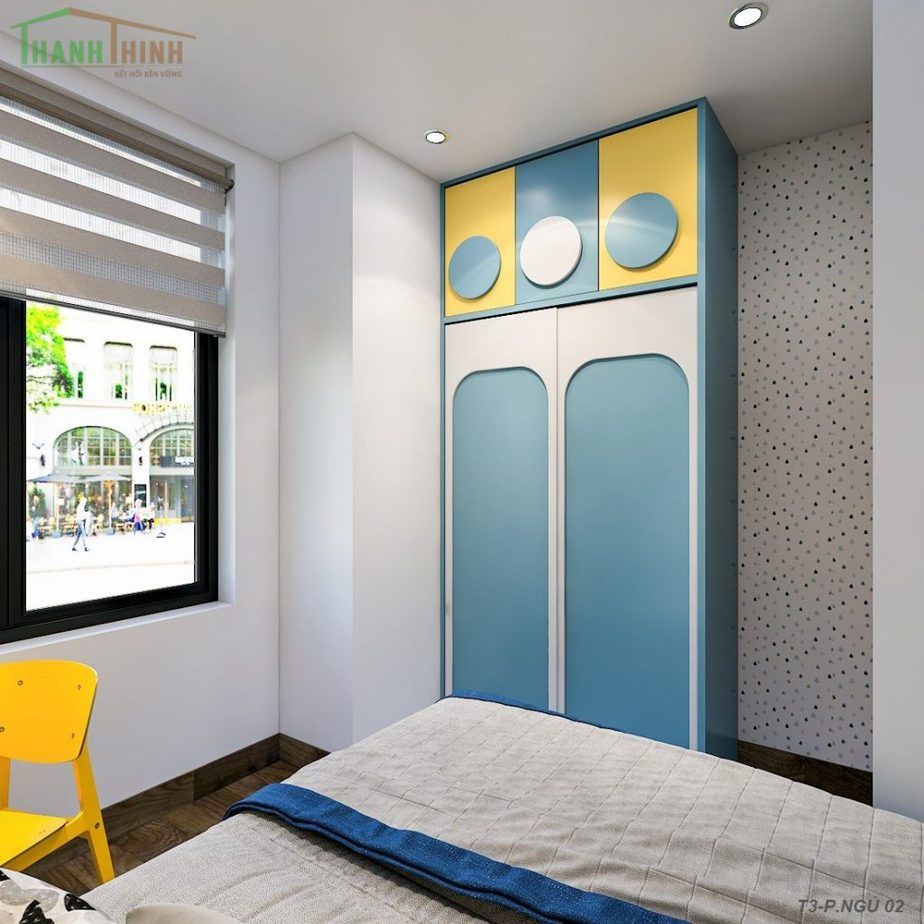 Hoàn Thiện Nhà Thô 5 Tầng Manhattan Vinhomes Grand Park 16