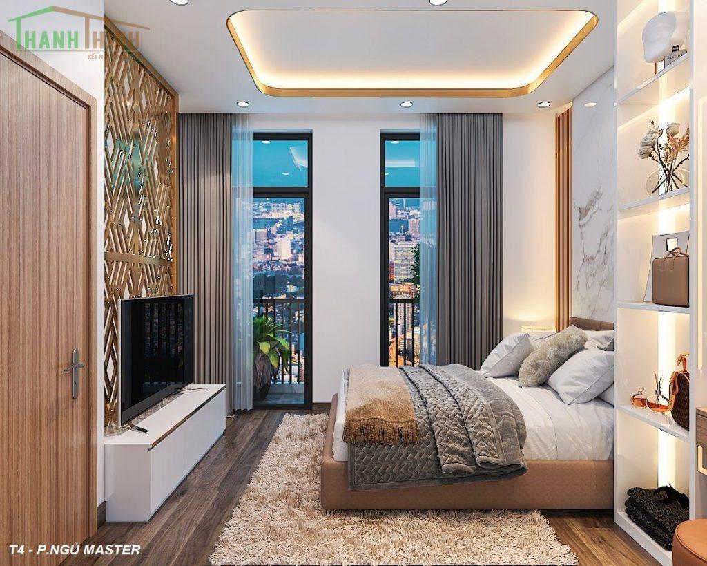 Hoàn Thiện Nhà Thô 5 Tầng Manhattan Vinhomes Grand Park 18