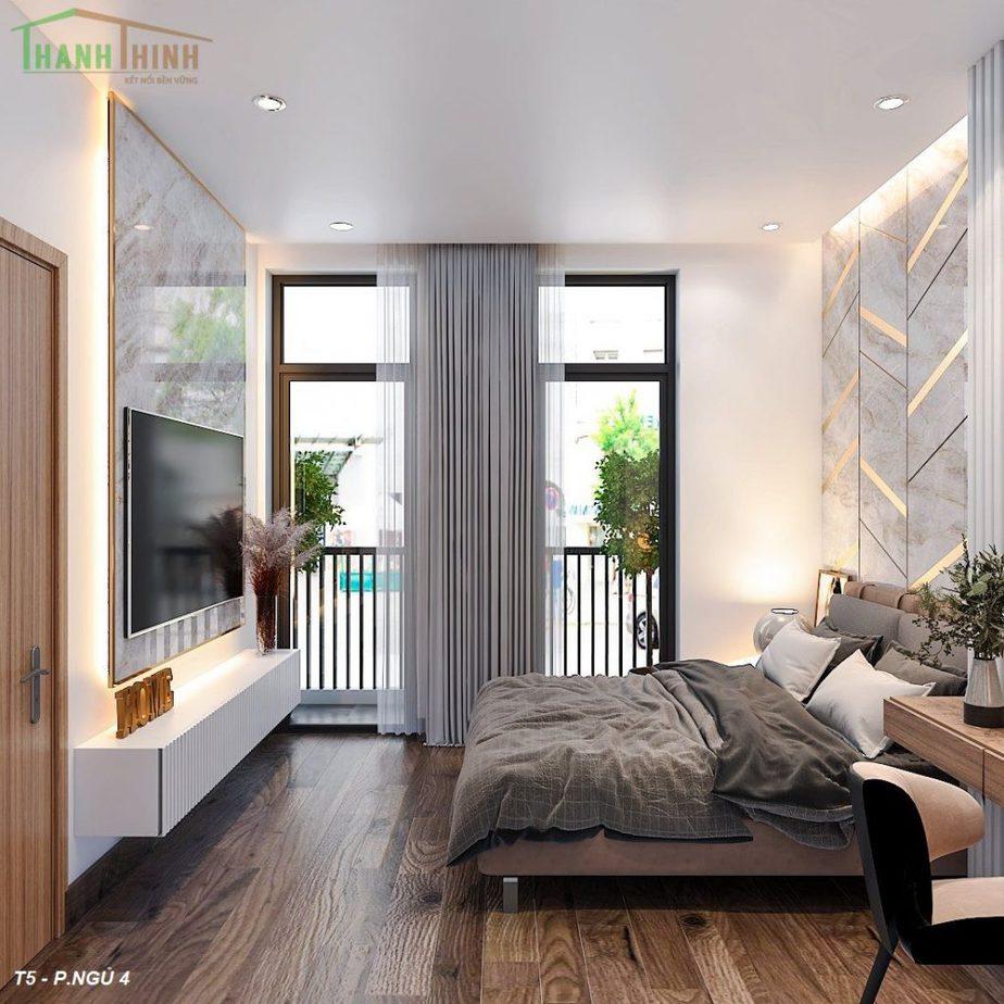 Hoàn Thiện Nhà Thô 5 Tầng Manhattan Vinhomes Grand Park 26
