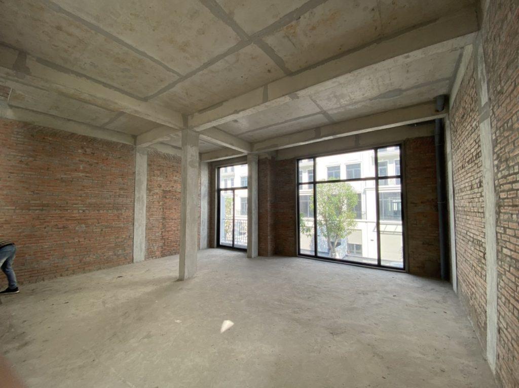 Hoàn Thiện Nhà Thô 5 Tầng Manhattan Vinhomes Grand Park 3