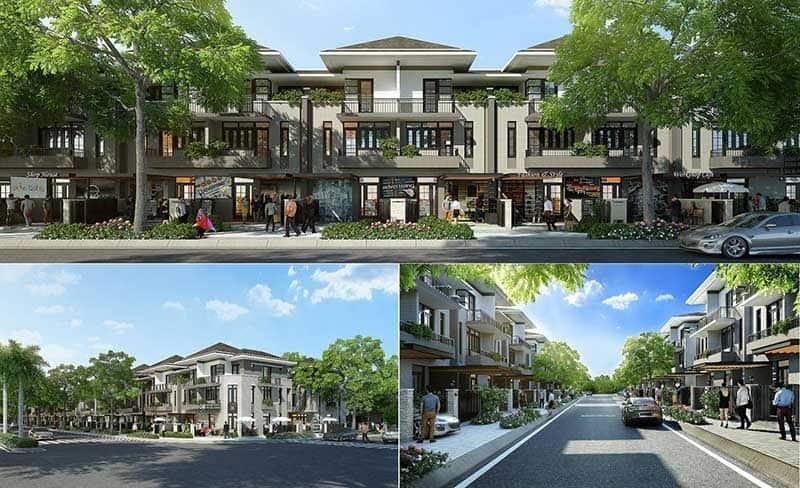 Bảng giá hoàn thiện biệt thự tại dự án Lavila Quận 7