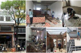 sửa nhà trọn gói quận Bình Thạnh