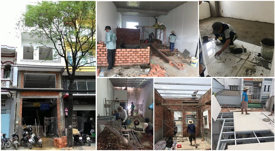 Công ty chuyên sửa chữa cải tạo nhà tại Bình Thạnh