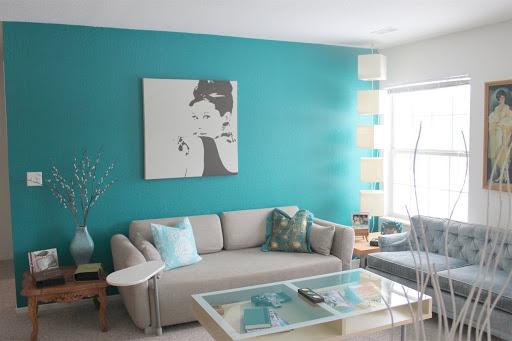 ý nghĩa của màu sơn nhà