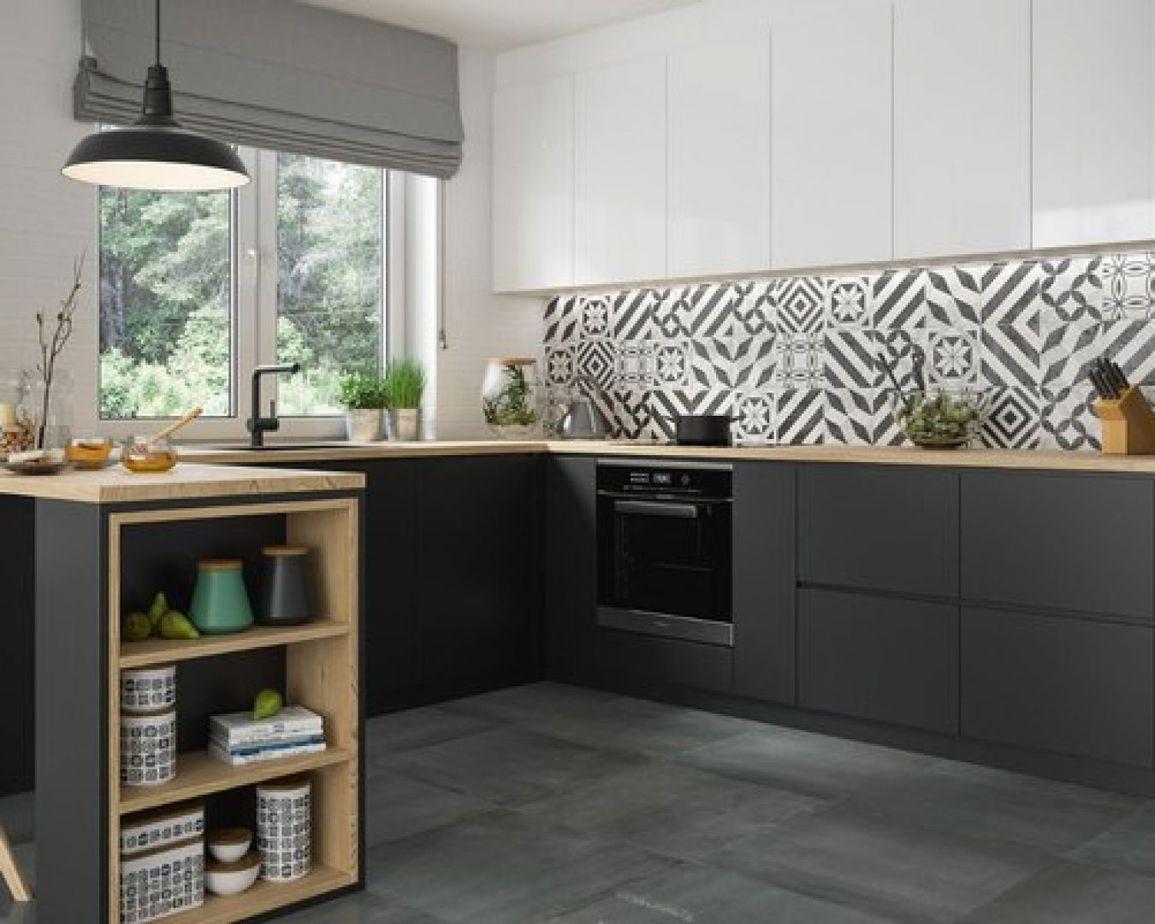 ý tưởng trang trí tường phòng bếp