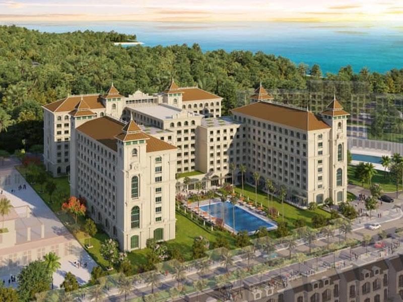 Hoàn thiện dự án tại Grand World Phú Quốc