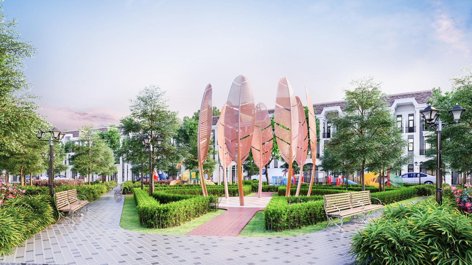 Dự án Lavilla Green City Long An