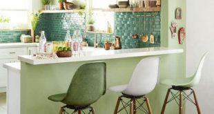 Ý tưởng thiết kế căn bếp nhỏ cho căn hộ chung cư